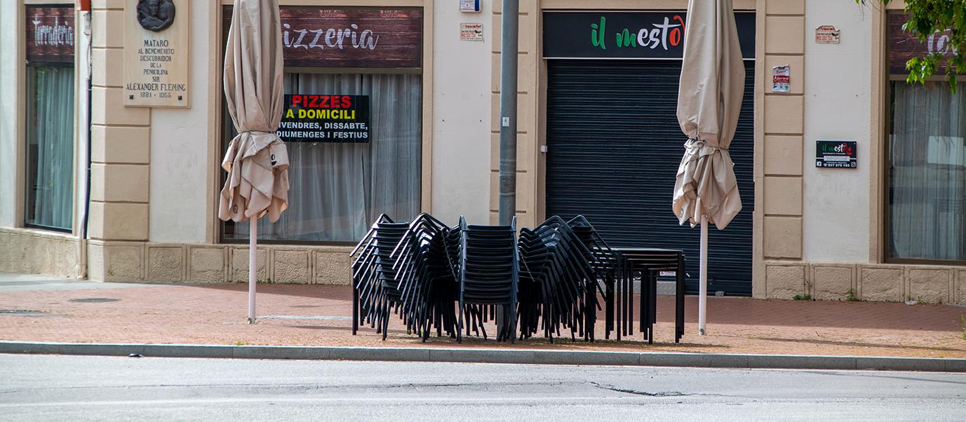 Pizzeria Ronda Barceló de Mataró