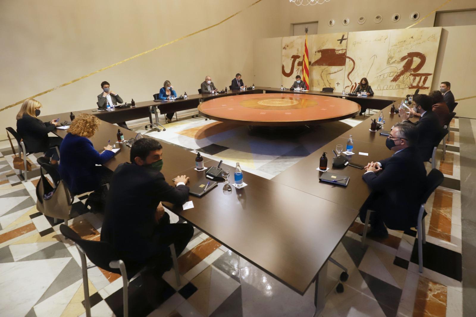 Consell Executiu Govern Generalitat