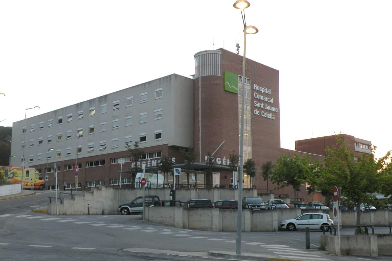 Hospital Comarcal Sant Jaume de Calella