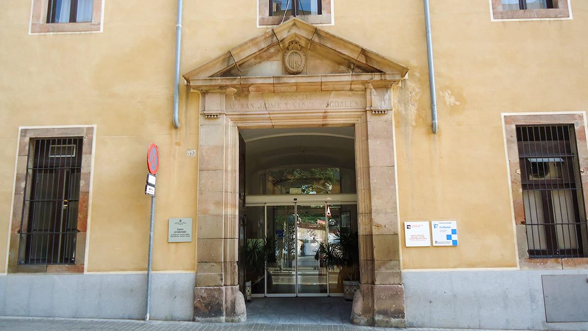 Hospital de Sant Jaume i Santa Magdalena (Mataró)