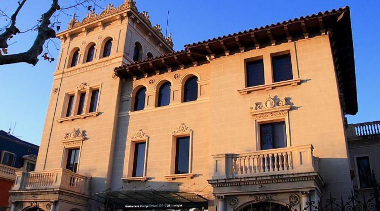Seu del Consorci de Salut i Social de Catalunya, a Barcelona.